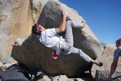 Rock Climbing Photo: Such a fun problem!