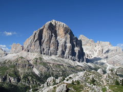 Rock Climbing Photo: Monte Tofana