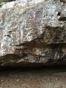Rock Climbing Photo: Smitty's House