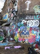 Rock Climbing Photo: Quincy Quarries