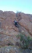 Rock Climbing Photo: Rosie