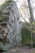 Rock Climbing Photo: Such a fun climb, a must do for a 12 climber in th...