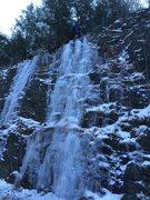 Rock Climbing Photo: Southern PA ice