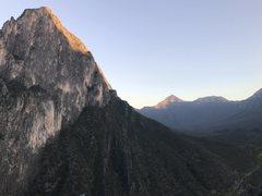 Rock Climbing Photo: Not  a bad view