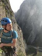 Rock Climbing Photo: Henry  on TWZ