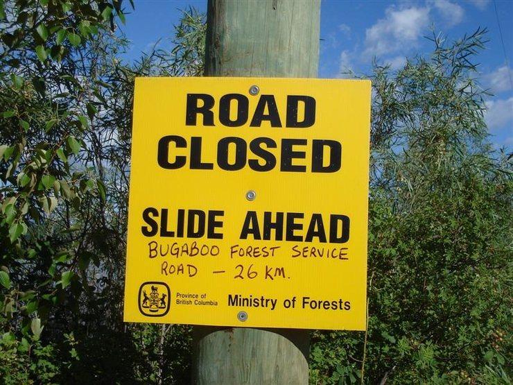 Bugaboo Road