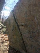 Rock Climbing Photo: south west crack