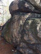 Rock Climbing Photo: Bow Ridge 08.