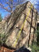 Rock Climbing Photo: Southwest Arete/South Face.