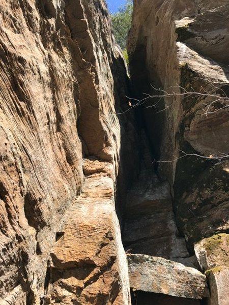 Rock Climbing Photo: Born Again Christian