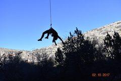 karoline meador post some fun climbing