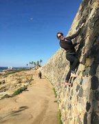 Rock Climbing Photo: San Diego