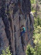 Rock Climbing Photo: Ben Drouin