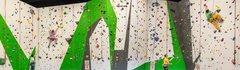 Top Rope & Bouldering