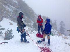 Rock Climbing Photo: So Cal. Alpine Yolked Tour!!