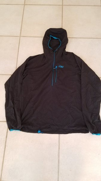 OR jacket