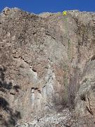 Rock Climbing Photo: Jung Lovers topo