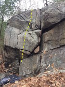 Rock Climbing Photo: B26, Unnamed 1.