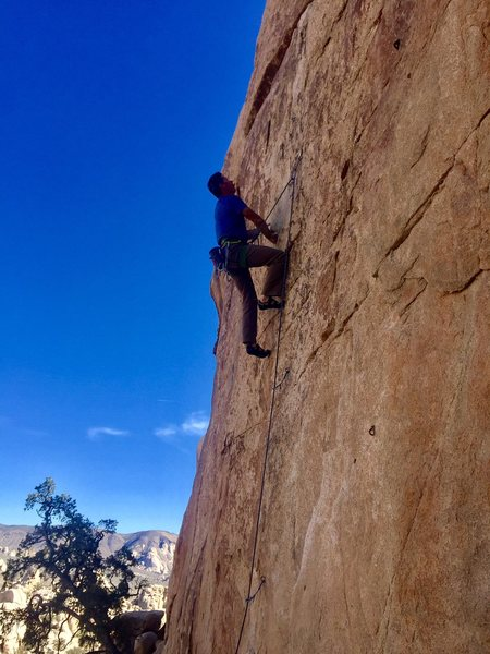 Rock Climbing Photo: blood of christ