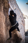 Rock Climbing Photo: Megan Tumbleson on Illicit Sweetie. Photo by Nicho...