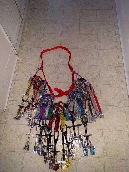 gear sling