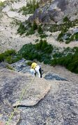 Rock Climbing Photo: NEWS Northwest Corner - Flaky Fun