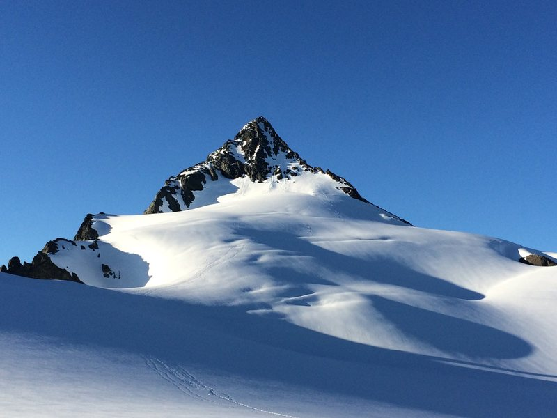 Mt Shuksan Sulphide Glacier Route
