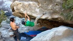 Rock Climbing Photo: Kill by Numbers, Joes Valley