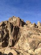 Rock Climbing Photo: The Black Hole