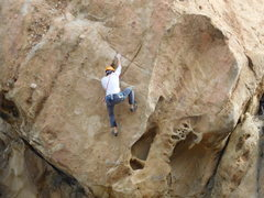 Rock Climbing Photo: The Outsider