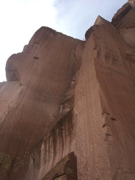 Rock Climbing Photo: jemez