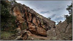 Rock Climbing Photo: To Good Health.