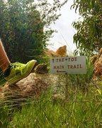 Rock Climbing Photo: Helpful sign