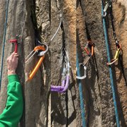 Rock Climbing Photo: Gear beta
