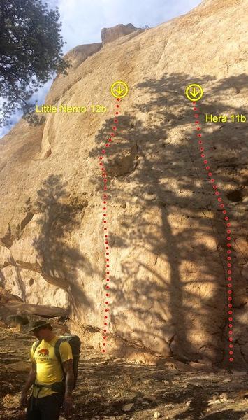 Rock Climbing Photo: Left Mytho Wall