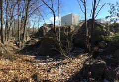 Rock Climbing Photo: 3/2017 status.