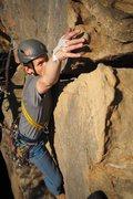 Rock Climbing Photo: Bedtime For Bonzo