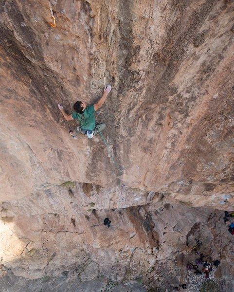 Rock Climbing Photo: Horse Latitudes photo by Sam Crossley