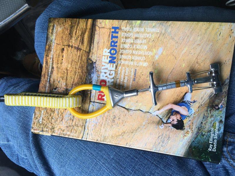 Rock Climbing Photo: X4.2