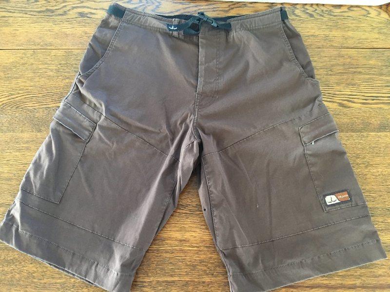 Vintage Prana Stretch Zion Shorts