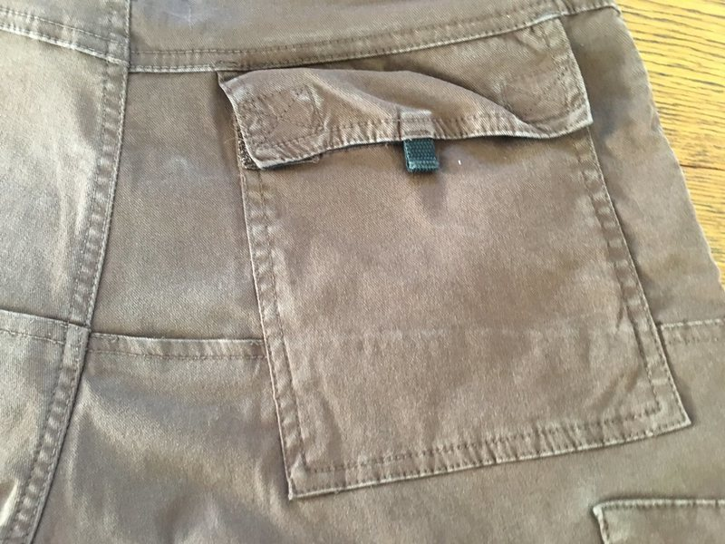 Vintage Prana Stretch Zion Shorts