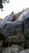 Rock Climbing Photo: proper camera racking