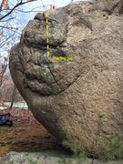 Rock Climbing Photo: Fizzy Lifting Drink.