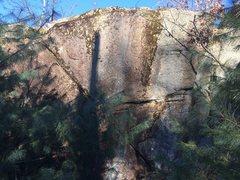 Rock Climbing Photo: Bow Ridge 49 - BR49 [R13].