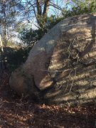 Rock Climbing Photo: Bow Ridge 50 [R07].