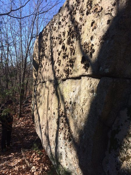 Rock Climbing Photo: Bow Ridge 51 [R10].
