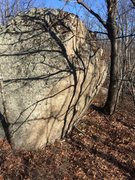 Rock Climbing Photo: Bow Ridge 22 [R08].