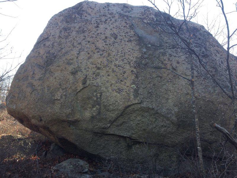 Rock Climbing Photo: Bow Ridge 25 [R15].