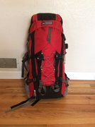 Rock Climbing Photo:  Rei Mercury pack, size med. 80 L plus, barely use...