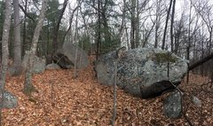 Rock Climbing Photo: Salem Boulders.